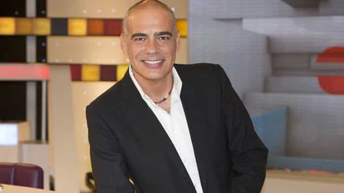 El periodista Nacho Abad
