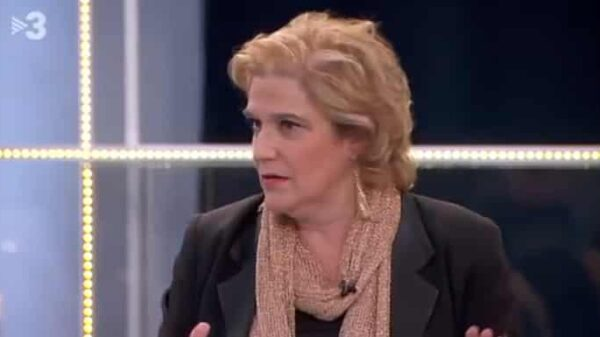 Pilar Rahola en TV3