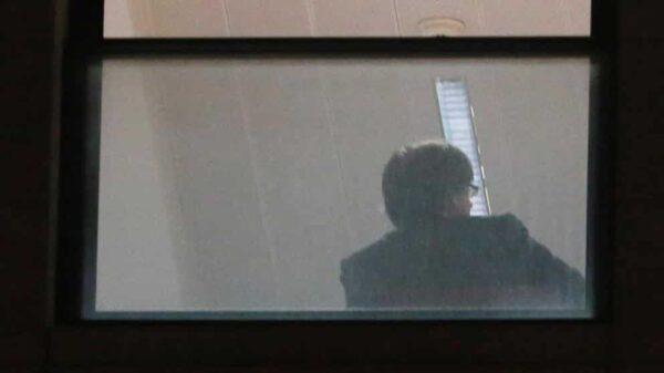 Puigdemont, este dominfo en la sede de la Fiscalía belga