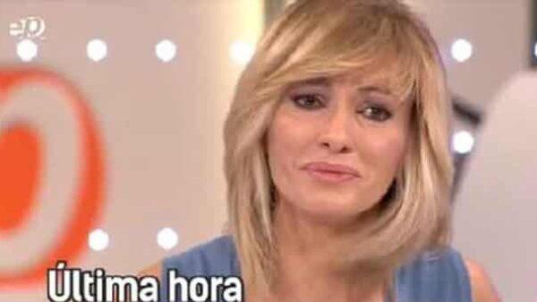La presentadora Susanna Griso en 'Espejo Público'