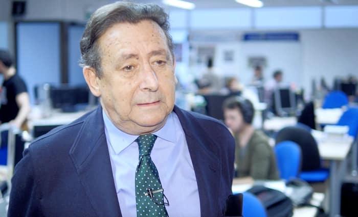 El periodista Alfonso Ussía
