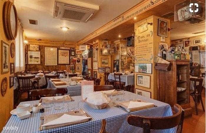 Interior de Viejo Almacén de Buenos Aires