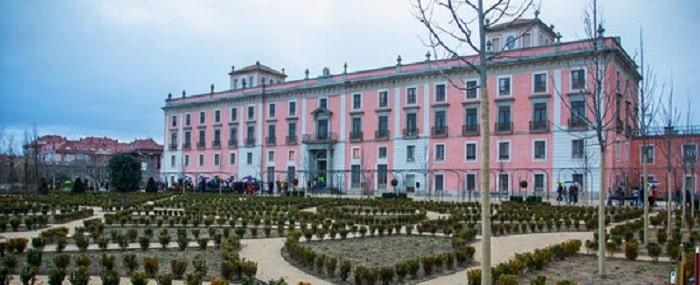 La Academia de San Fernando