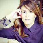 La escritora Alicia Huerta