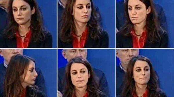 Andrea Levy tras los resultados de las elecciones