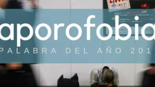 Aporofobia, palabra del año