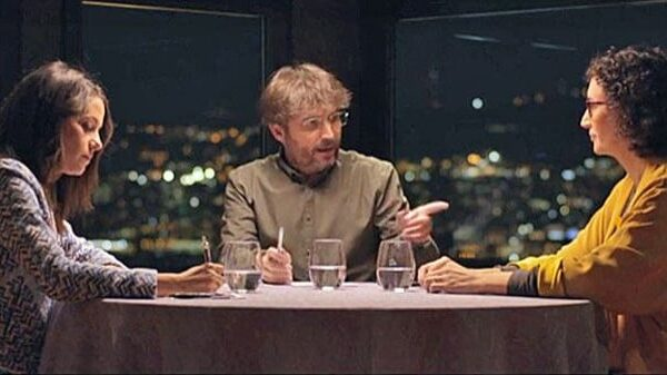 Inés Arrimadas y Marta Rovira en su cara a cara con Jordi Évole