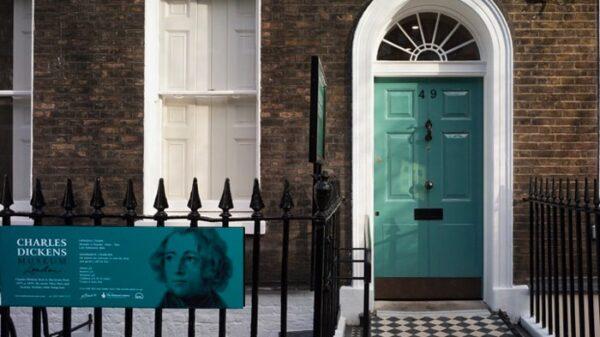 La casa-museo de Charles Dickens