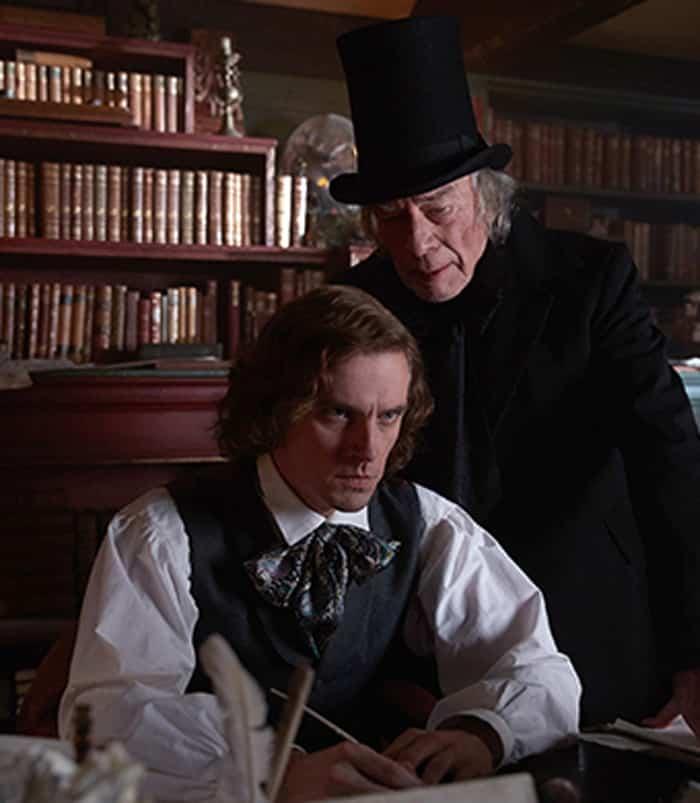 Fotograma de la película 'El hombre que inventó la Navidad'