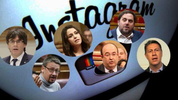 Candidatos a la Generalitat para el 21D