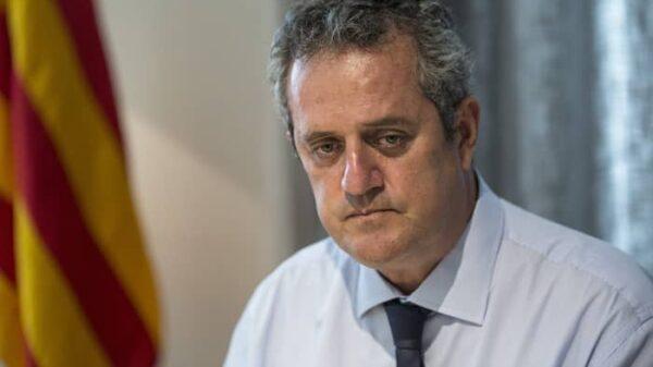 El exconsejero Joaquim Forn