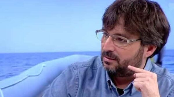 El periodista Jordi Évole