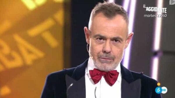 Jordi González en el último debate de 'GH Revolution'