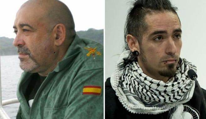 Víctor Láinez y Rodrigo Lanza