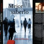 Portada de la novela 'Mejor no saberlo', de Alicia Huerta