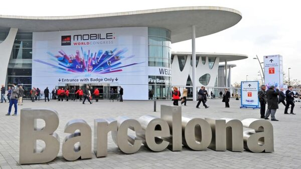 Celebración en Barcelona del Mobile World Congress