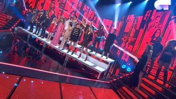 'Mi música es tu voz', con 'OT 2017' y 'OT 1'