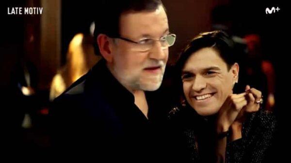 Rajoy y Sánchez en 'Felices los 4'