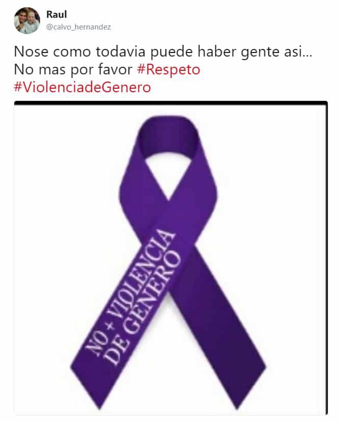 Tuit de Raúl Calvo