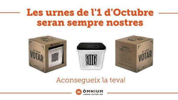 Imagen promocional del regalo de Ómnium