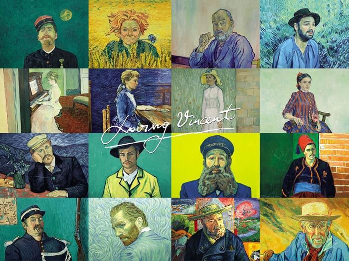 Recopilación de 'Loving Vincent'