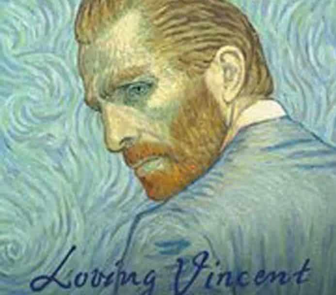 Cartel de la película 'Loving Vincent'