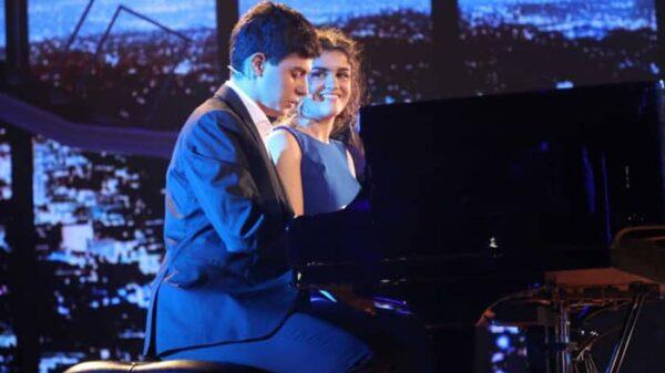 Amaia y Alfred en 'City of Stars'