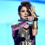 La cantante Barei en Eurovisión