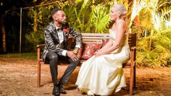 Una de las parejas de 'Casados a primera vista'