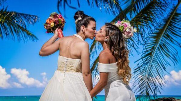 Sheyla y Carolyne, de 'Casados a primera vista'