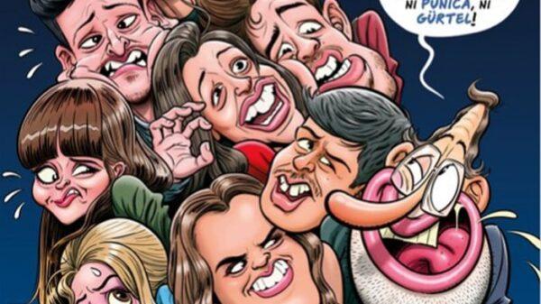 Portada 'El Jueves' con 'OT' y Rajoy