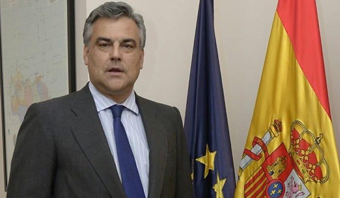 Jesús Silva, embajador de España en Venezuela