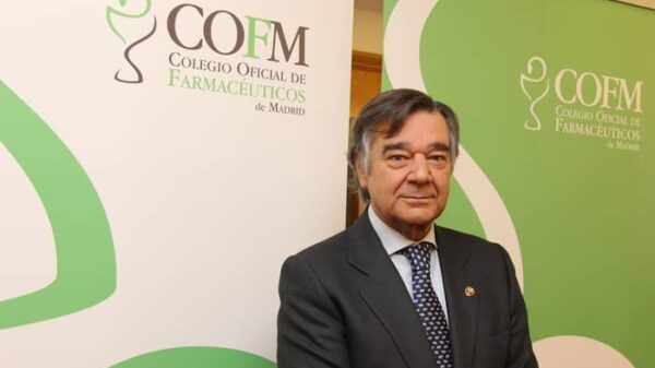 Luis González, presidente de COFM