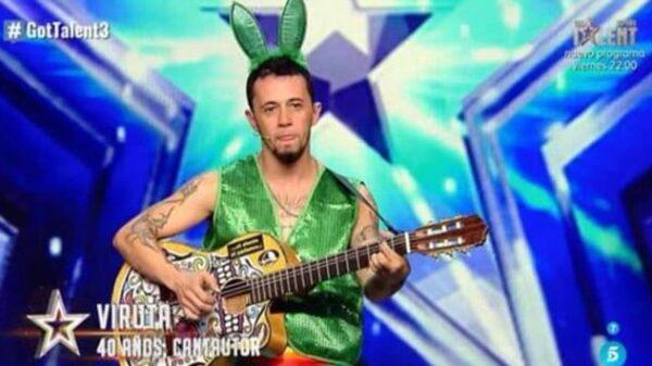 Víctor en 'Got Talent'