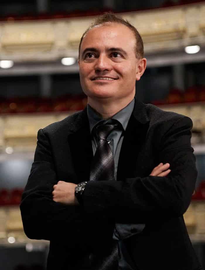 El director artístico del Teatro Real, Joan Matabosch