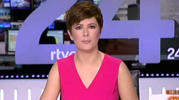 La periodista Lara Siscar