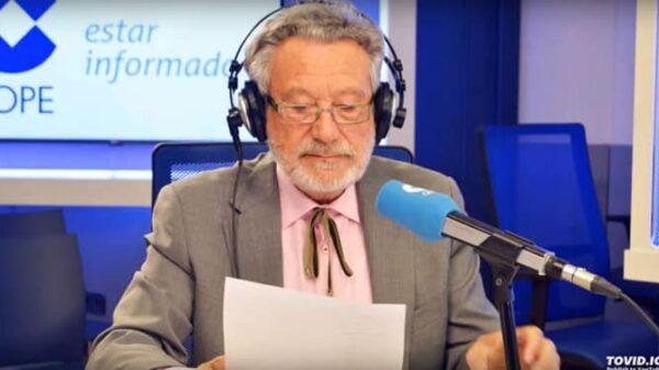 El periodista Luis del Val