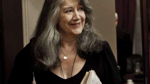 La pianista Martha Argerich