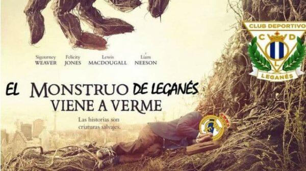 Uno de los memes de la eliminación del Real Madrid contra el Leganés