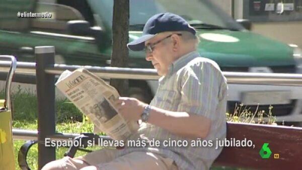 Fotograma del anuncio de 'El Intermedio'