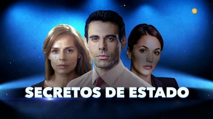 'Secretos de Estado' y las otras 4 series de Telecinco para 2018