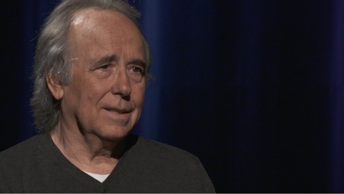 Joan Manuel Serrat, en el documental de TV3 'El noi del Poble Sec'