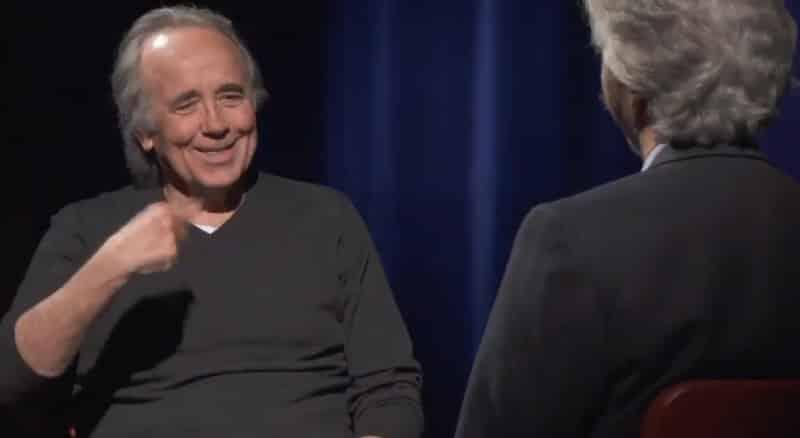 Joan Manuel Serrat en el 'Sense ficció' de TV3