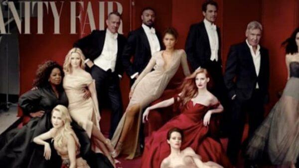 La portada de 'Vanity Fair' con los protagonistas de los Oscar