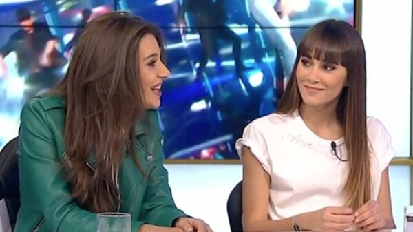 Aitana y Ana Guerra en 'Hora Punta'