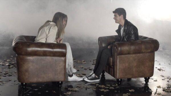 Amaia y Alfred en el vídeo de 'Tu canción'