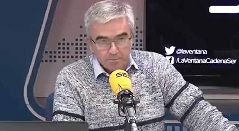 Carles Francino en 'La Ventana' de este lunes