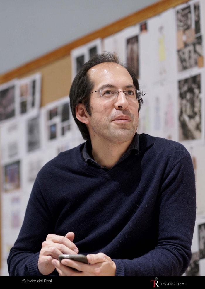 John Fulljames, director de escena de 'Street Scene'
