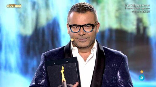 Jorge Javier Vázquez en la final de 'Supervivientes 2017'