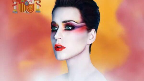 La foto promocional de Katy Perry para Barcelona